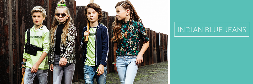 Indian Blue Jeans Kinderkleding Online Shop
