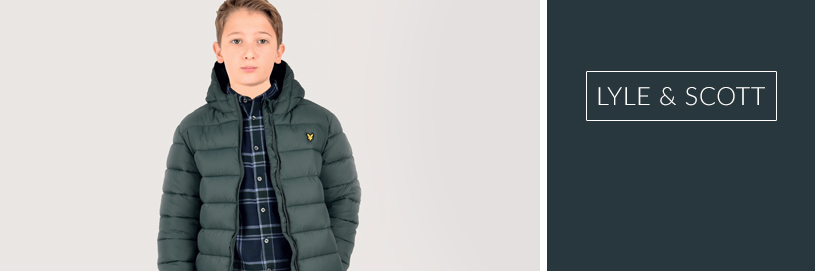 Lyle & Scott Kinderkleding Online Shop
