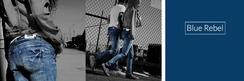 Blue Rebel Jeans Online Shop