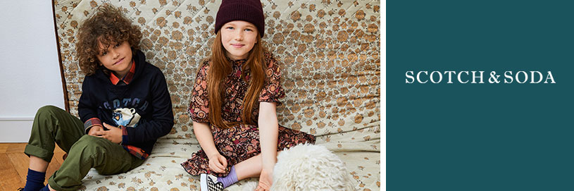 Scotch & Soda Kinderkleding Online Shop
