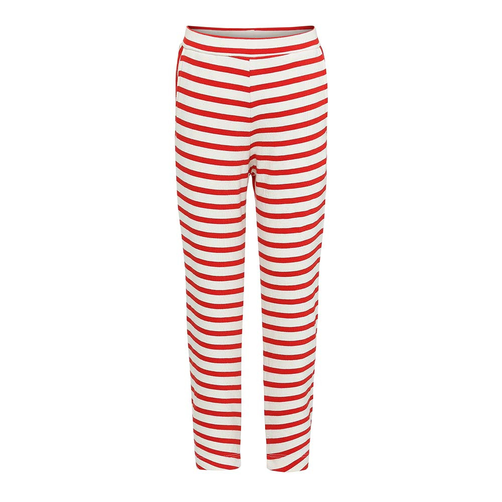 Molo legging Adelyna rood/wit