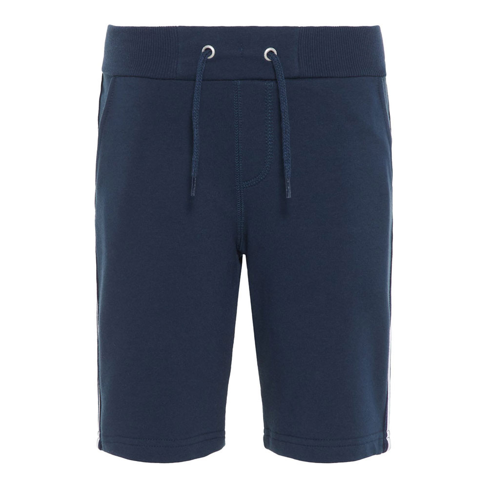 Name It jongens sweatshort Nkmhonk blauw
