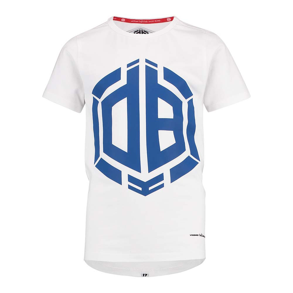 Vingino by Daley Blind jongens shirt Hylle wit