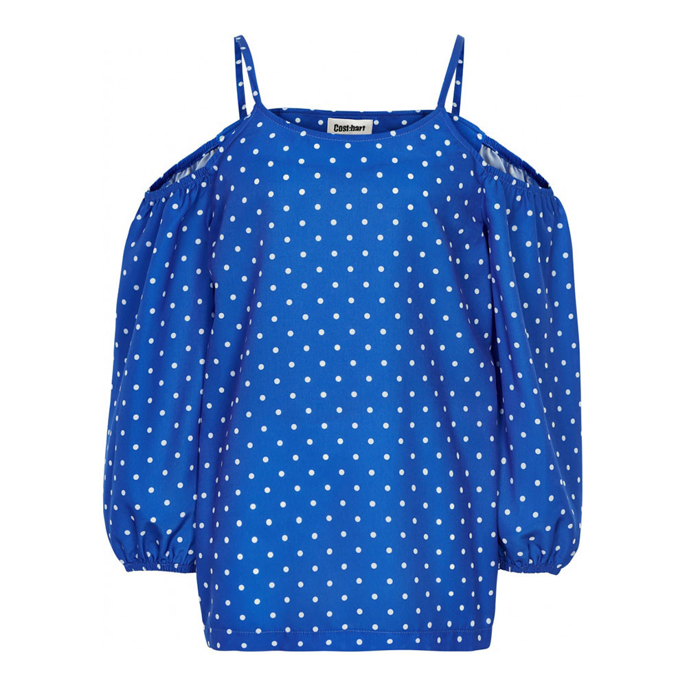 Cost:bart blouse Florence blauw