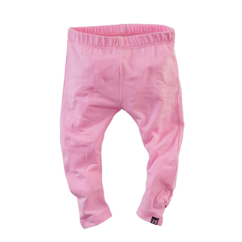 Z8 newborn meisjes legging Virginia roze