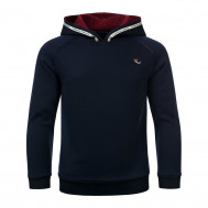 Common Heroes hooded sweater