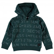 LEVV hooded sweater