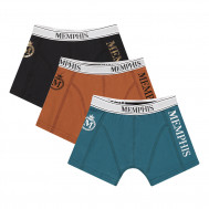 Memphis by Vingino boxershort 3-pack