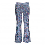 Moodstreet velvet flared pants