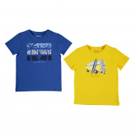 Mayoral shirt 2-pack