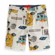 Scotch & Soda short