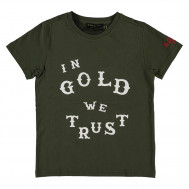 In Gold We Trust shirt