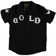 In Gold We Trust blouse