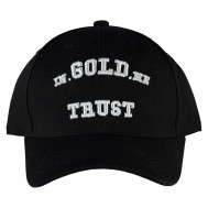 In Gold We Trust cap