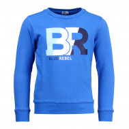 Blue Rebel sweater