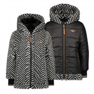 NoNo reversible winterjas
