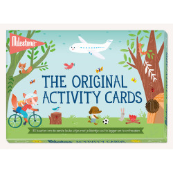 Milestone 'activity cards'