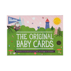Milestone 'The Original Baby Cards'