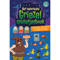 Deltas superleuke griezelboek