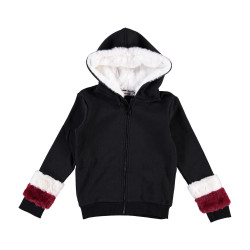 Little Eleven Paris sweatvest (va.104)