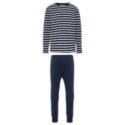 Name It jongens pyjama Nkmnightset blauw
