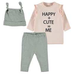 Name It meisjes baby set Nbfbecin