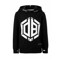 Vingino by Daley Blind jongens sweatshirt Newlin zwart