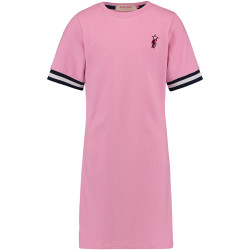 Vingino meisjes sweatdress Petry roze