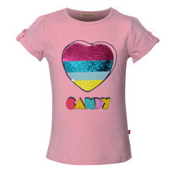 Someone meisjes shirt Candy roze