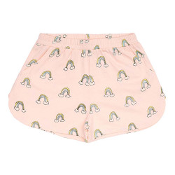 Soft Gallery meisjes short Paris roze