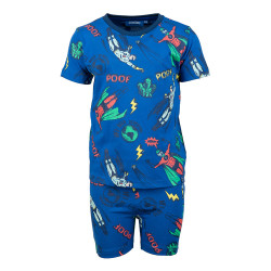 Someone jongens pyjama Midnight blauw