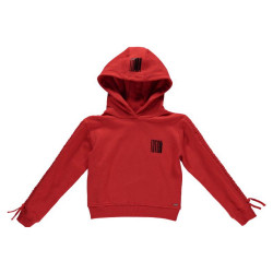 Frankie & Liberty hooded sweater