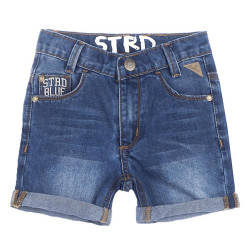 Sturdy denim short