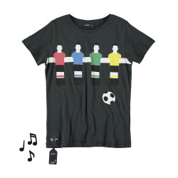 Yporqué sound shirt