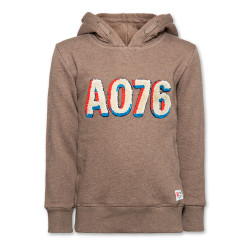 AO76 hooded sweater