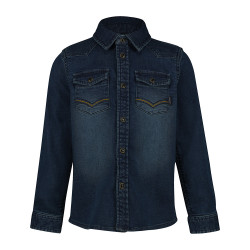Noppies denim overhemd