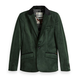 Scotch & Soda velvet blazer