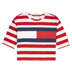 Tommy Hilfiger cropped  top