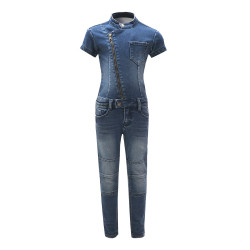 Dutch Dream Denim jumpsuit