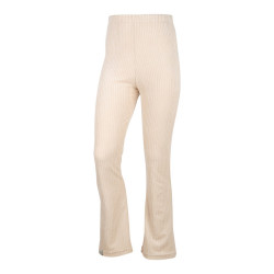 KIE stone flared pants