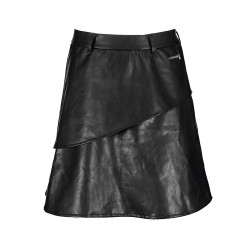 Elle Chic leatherlook rok