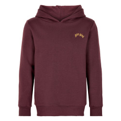 The New hooded sweater