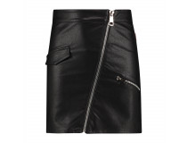 AI&KO leatherlook rok