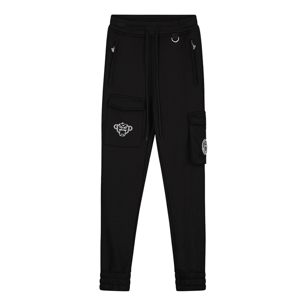 Black Bananas jongens sweatpants JRSS21 zwart