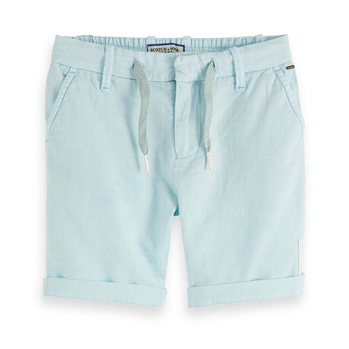 Scotch & Soda short 156528 blauw