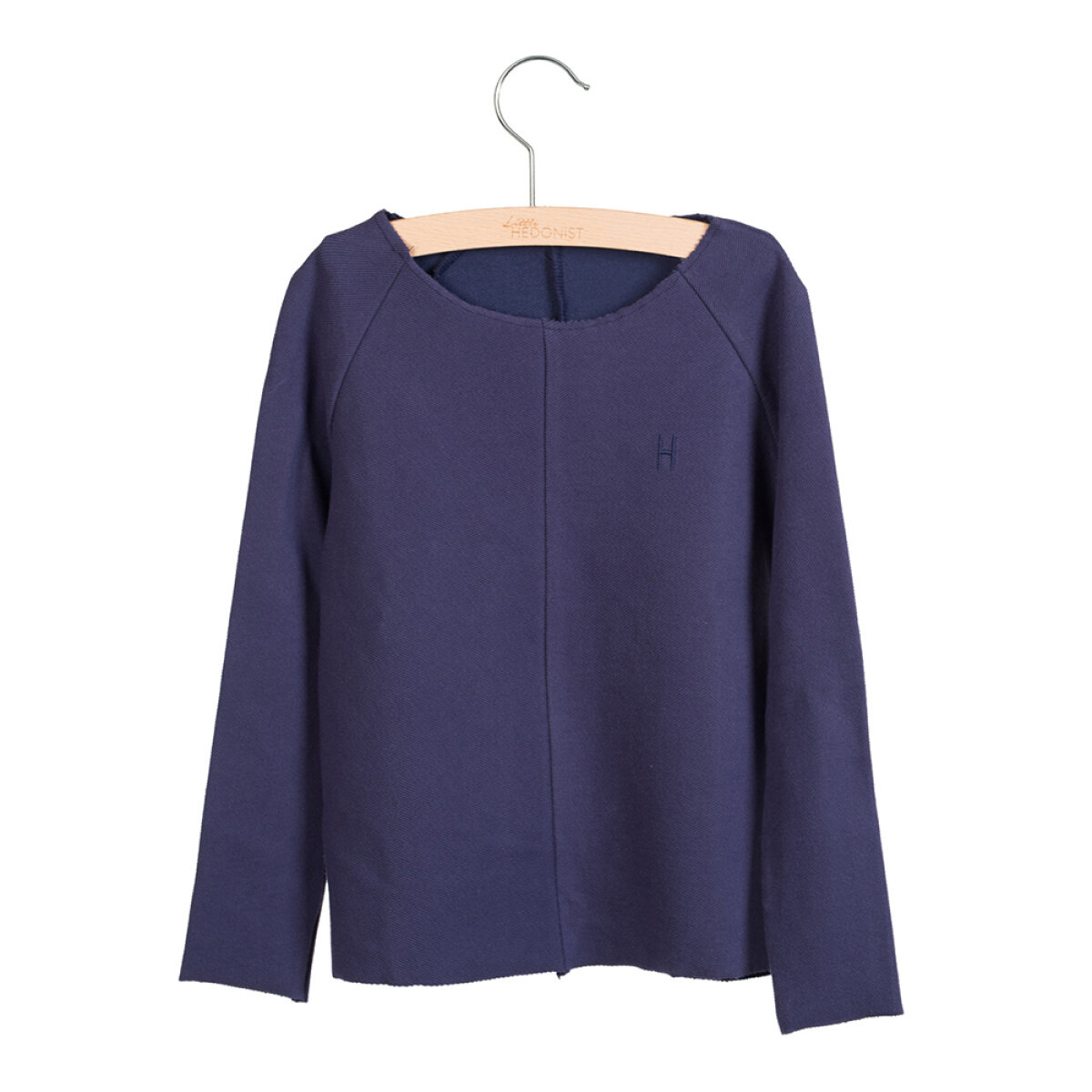 Little Hedonist shirt NOA blauw