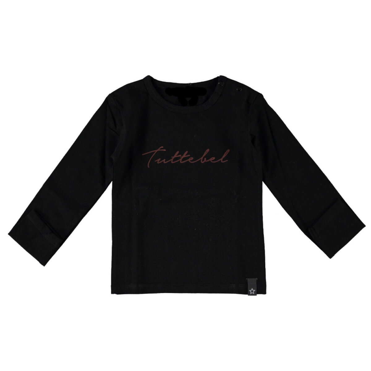 Your Wishes meisjes shirtje YWBAXX-TU0LO black