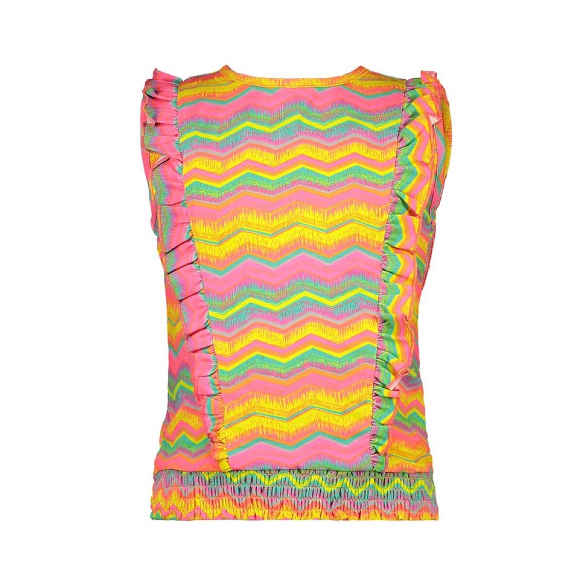 Kidz Art meisjes shirt K003-5460/932 multicolor