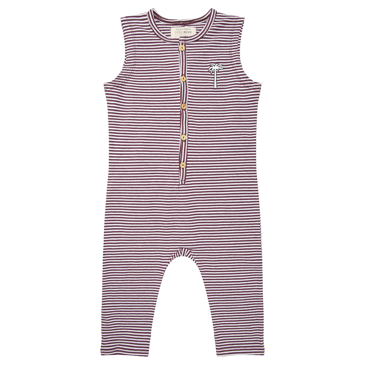 Little Indians jumpsuit JS2010 paars