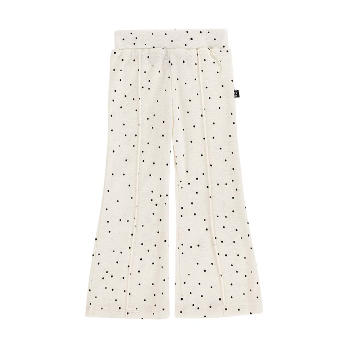 House of jamie flared pants off white